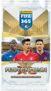 PANINI FIFA 365 ADRENALYN XL 2020 POCHETTE