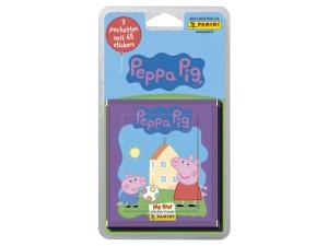 PANINI PEPPA PIG 2019 BLISTER 9 POCHETTES