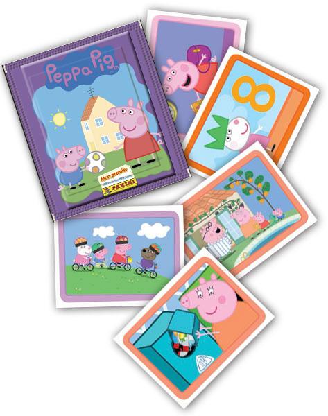 PANINI PEPPA PIG 2019 GENERAL