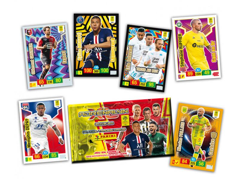 FIFA 365 ADRENALYN XL-Nº 115 MATHIEU DOSSEVI-Base Carte
