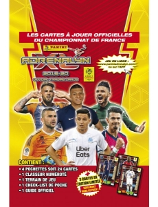 PANINI ADRENALYN XL LIGUE 1 CONFORAMA 2019-20 STARTER PACK