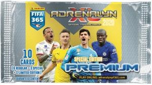 PANINI FIFA 365 ADRENALYN XL 2020 POCHETTE PREMIUM
