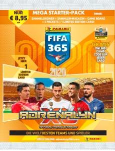 PANINI FIFA 365 ADRENALYN XL 2020 STARTER PACK