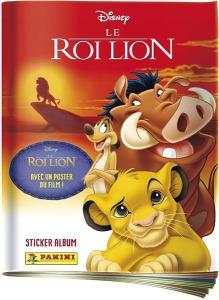 PANINI LE ROI LION ALBUM 05