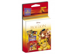 PANINI LE ROI LION BOITE 6 POCHETTES