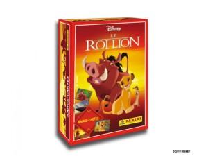 PANINI LE ROI LION RANGE CARTES 02