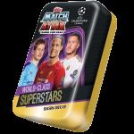TOPPS CHAMPIONS LEAGUE 2019-20 MEGA TIN SUPERSTARS