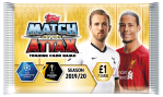 TOPPS MATCH ATTAX CHAMPIONS LEAGUE 2019-20 POCHETTE 7 CARTES 01