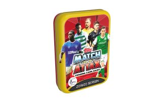 TOPPS MATCH ATTAX SPFL 2019-2020 COLLECTOR TIN 01