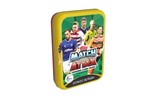 TOPPS MATCH ATTAX SPFL 2019-2020 COLLECTOR TIN 02
