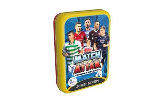TOPPS MATCH ATTAX SPFL 2019-2020 COLLECTOR TIN 03