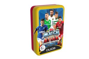 TOPPS MATCH ATTAX SPFL 2019-2020 MEGA TIN DUOS