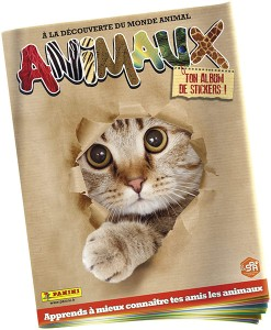 PANINI ANIMAUX 2019 ALBUM