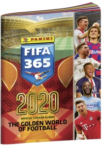 PANINI FIFA 365 STICKERS 2020 ALBUM