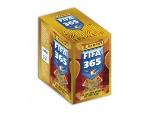 PANINI FIFA 365 STICKERS 2020 BOITE 50 POCHETTES 02