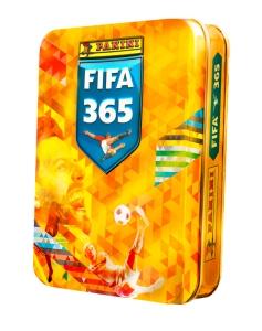 PANINI FIFA 365 STICKERS 2020 PETITE BOITE METAL MODELE 2