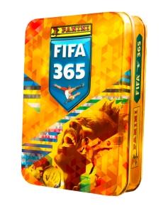 PANINI FIFA 365 STICKERS 2020 PETITE BOITE METAL MODELE 3