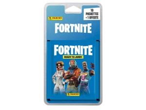 PANINI FORTNITE STICKERS BLISTER DE 11 POCHETTES