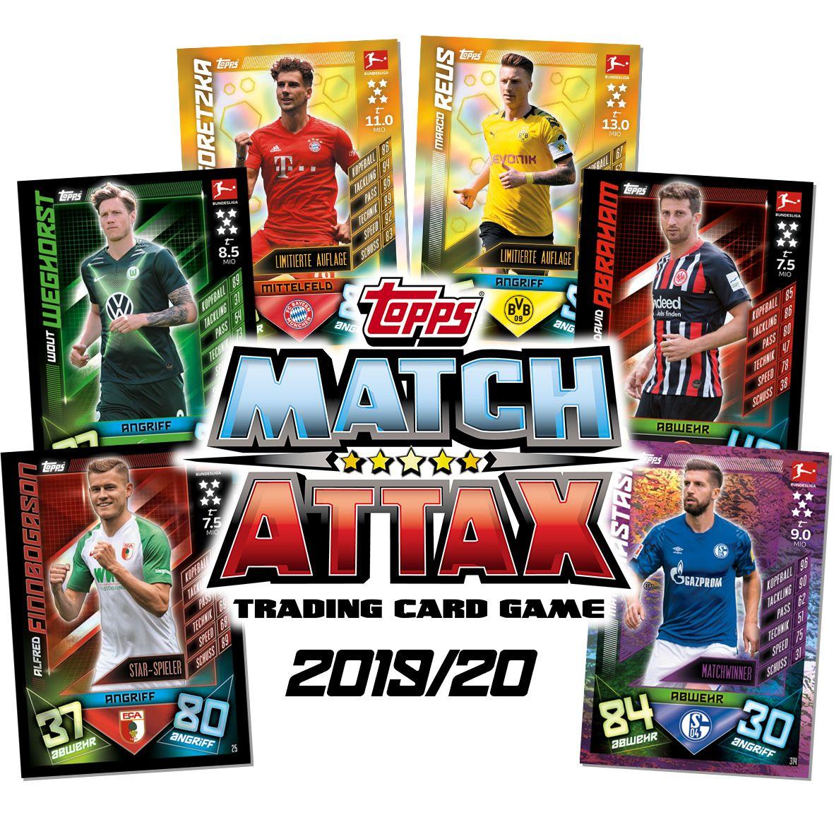 Match Attax 2019 2020 19 20 351-Danial Keita-Ruel