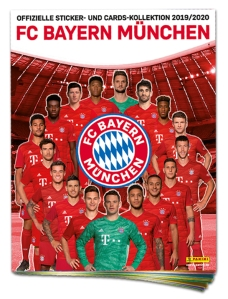 BAYERN MUNICH 2019-20 ALBUM
