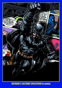PANINI BATMAN 80 ANS STICKERS MODELE STICKER 02