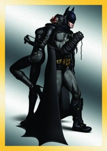 PANINI BATMAN 80 ANS STICKERS MODELE STICKER 03