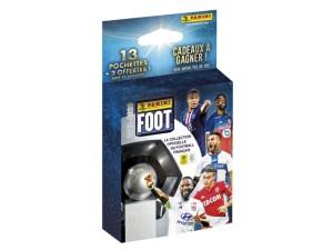PANINI FOOT 2019-2020 STICKERS BLISTER 15 POCHETTES
