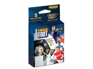PANINI FOOT 2019-2020 STICKERS BLISTER 8 POCHETTES