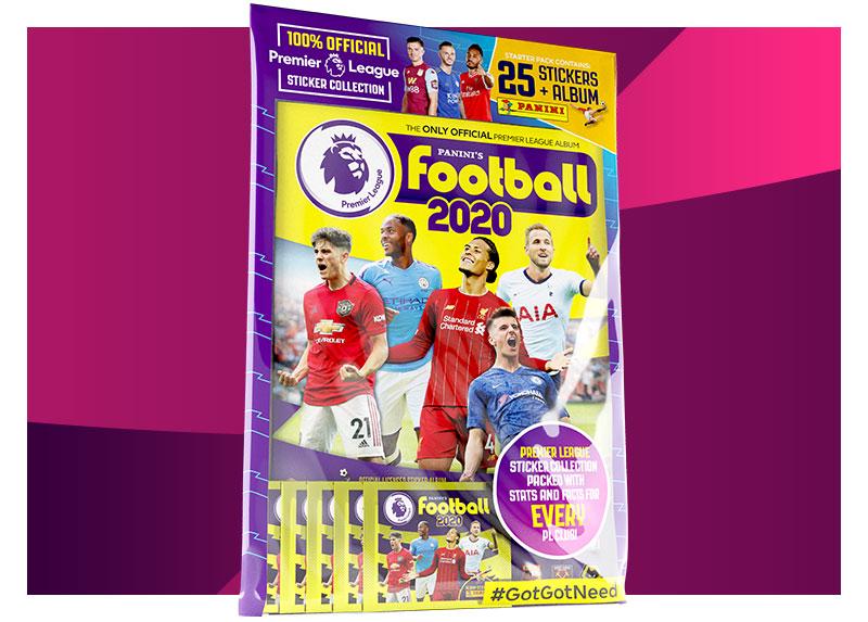 Oleksandr Zinchenko Joao Cancelo Panini Fifa 365 2020 Sticker 47