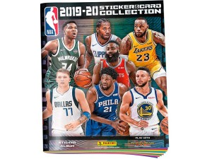 PANINI NBA 2019-20 ALBUM