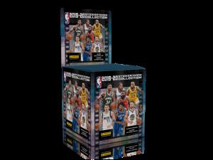 PANINI NBA 2019-20 STICKERS ET CARTES BOITE 50 POCHETTES