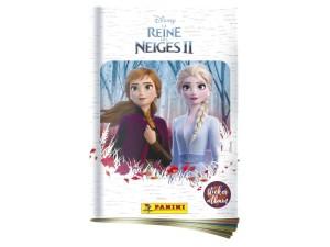 PANINI REINE DES NEIGES 2 STICKERS ALBUM