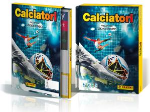 CALCIATORI 2019-2020 STICKERS COFFRET COLLECTOR