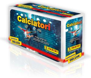 CALCIATORI 2019-2020 STICKERS GIFT BOX 60 POCHETTES