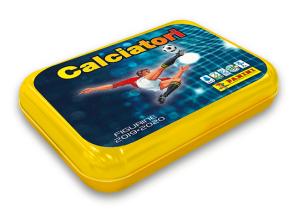 CALCIATORI 2019-2020 STICKERS TIN BOX MERCATO