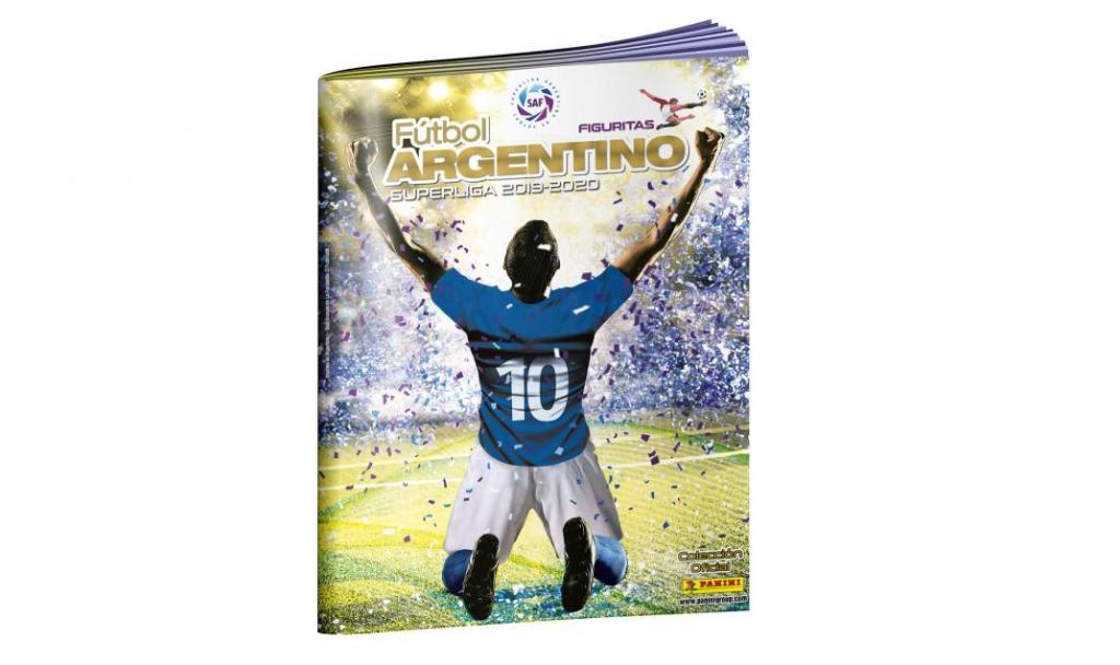 FUTBOL ARGENTINO 2019-2020 ALBUM