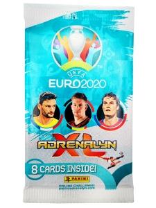 PANINI ADRENALYN XL EURO 2020 MODELE POCHETTE 02