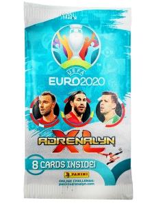 PANINI ADRENALYN XL EURO 2020 MODELE POCHETTE 03