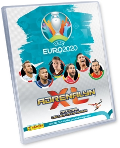 PANINI ADRENALYN XL EURO 2020 PACK DE DEMARRAGE