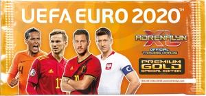 PANINI ADRENALYN XL EURO 2020 POCHETTE PREMIUM GOLD