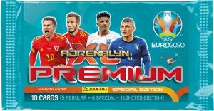 PANINI ADRENALYN XL EURO 2020 POCHETTE PREMIUM