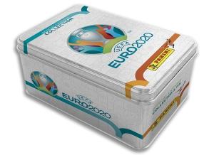 PANINI ADRENALYN XL EURO 2020 TIN BOX
