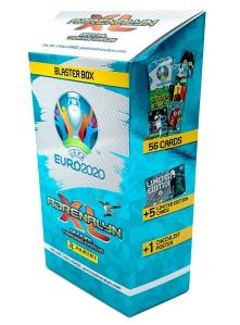 PANINI ADRENALYN XL UEFA EURO 2020 BLASTER BOX