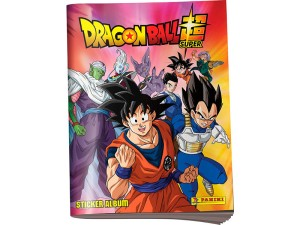 PANINI DRAGON BALL SUPER 2 ALBUM 02
