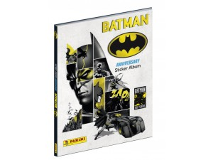 PANINI 80 ANS BATMAN FRANCE ALBUM RIGIDE