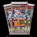 TOPPS MATCH ATTAX BUNDESLIGA 2019-20 ACTION POCHETTES