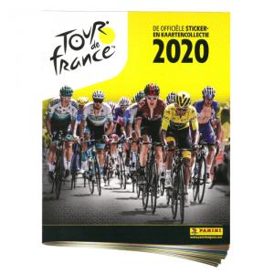 PANINI TOUR DE FRANCE 2020 ALBUM NEERLANDAIS