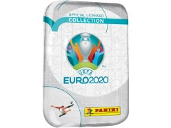 PANINI UEFA EURO 2020 PREVIEW STICKERS FRANCE TIN BOX