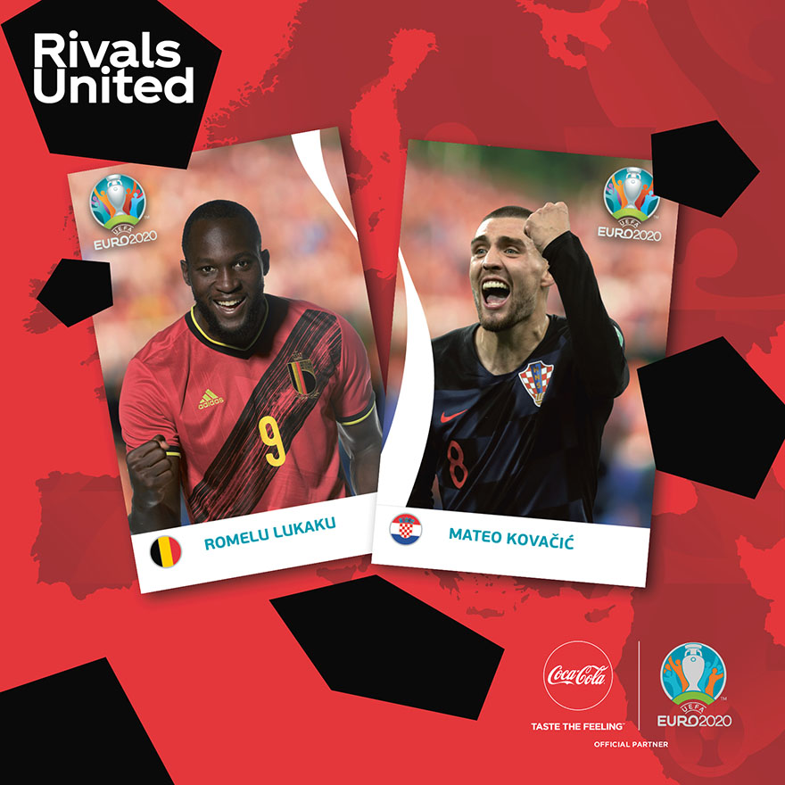 PANINI UEFA EURO 2020 PREVIEW STICKERS SUISSE COCA-COLA EXEMPLES 01