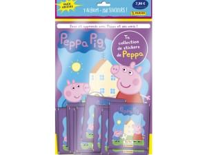 PACK LOISIRS PEPPA PIG